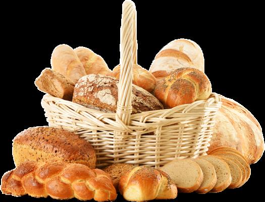 къща на хляба кошница